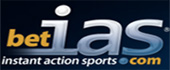 Sports Betting Site Instant Action Sports Logo