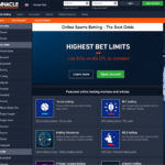 Pinnacle Sportsbook Site Betting Software Interface
