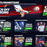 10Bet Sportsbook Current Promotions