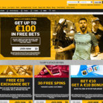 Betfair Sportsbook Betting Site