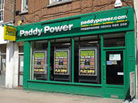 Paddy Power Physical Location - Store Front