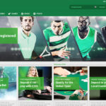 Unibet Sportsbook Betting Software Interface Homepage