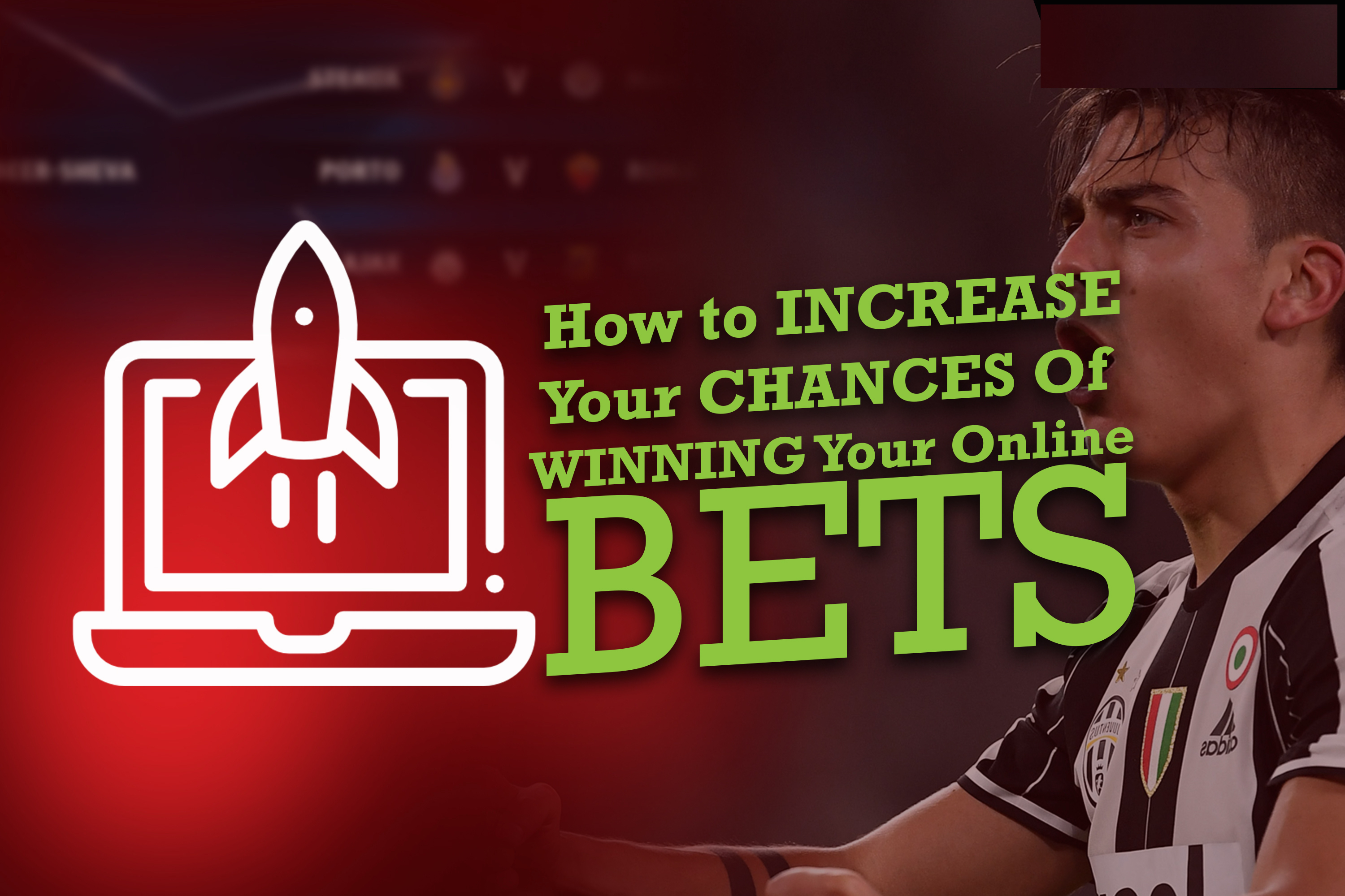 How To Increase Your Odds Of Winning At Sports Betting