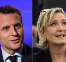 French Election Betting Odds