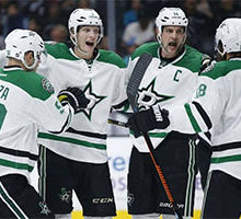 Dallas Stars hockey team