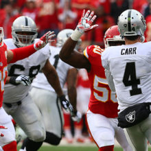 NFL Week 7 – TNF – Chiefs at Raiders