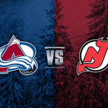 Colorado Avalanche at New Jersey Devils