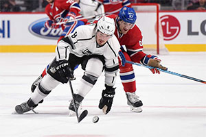 Los Angeles Kings at Montreal Canadiens