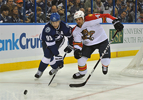 NHL Hockey Panthers at Lightning