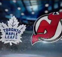 New Jersey Devils at Toronto Maple Leafs
