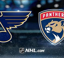 St Louis Blues at Florida Panthers