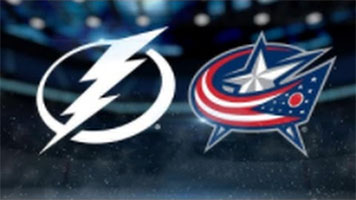 Tampa Bay Lightning at Columbus Blue Jackets