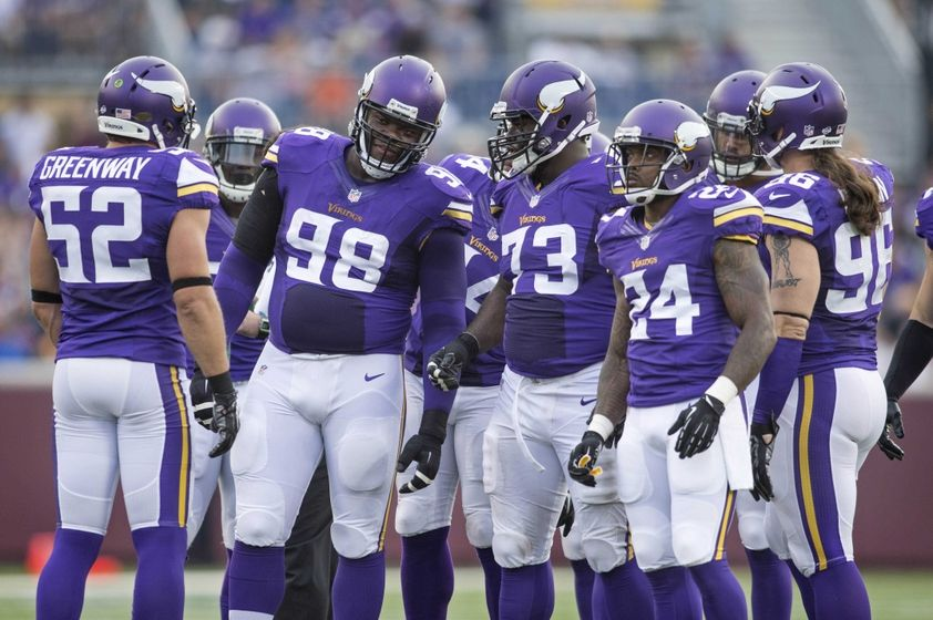NFL Week 5 – MNF – Vikings at Bears