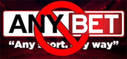 AnyBet eu sportsbook scam warning
