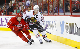 Chicago Blackhawks vs Carolina Hurricanes Nov 11 prediction