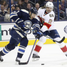 Columbus Blue Jackets vs Florida Panthers