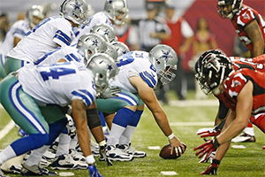 NFL Week 10 Dallas Cowboys vs Atlanta Falcons prediction