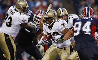 NFL Week 10 New Orleans Saints vs Buffalo Bills prediction