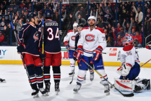 free nhl picks for tonight Columbus Blue Jackets vs Montreal Canadiens prediction