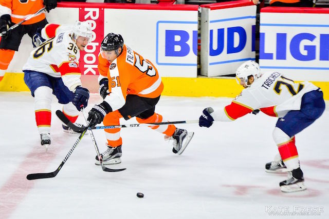 Free NHL Picks For Tonight Panthers vs Flyers Prediction