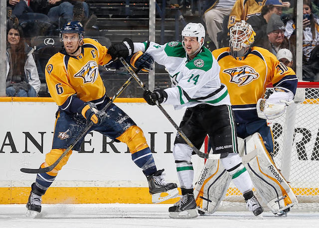 Free NHL Picks For Tonight Predators vs Stars Prediction