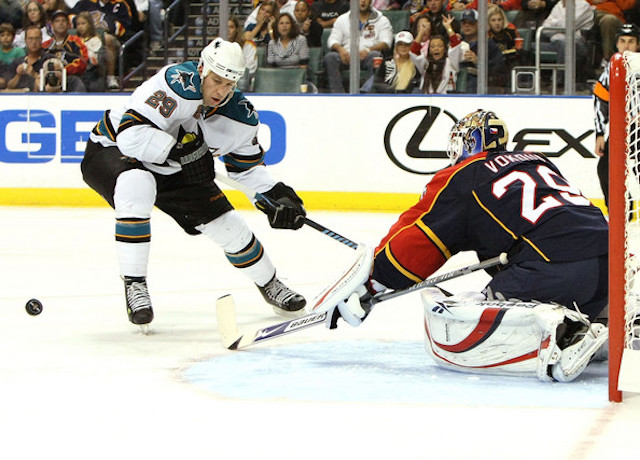 Free NHL Picks For Tonight Sharks vs Panthers Prediction