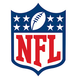 NFL legal betting - NFL Logo