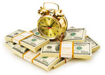 Time is Money - Transaction Time Bank Wire