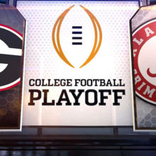 College Football Playoff National Championship Preview Alabama vs Georgia Prediction