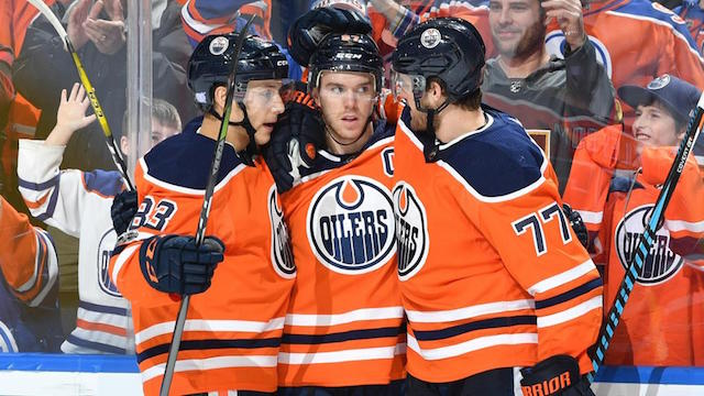 Free NHL Picks For Tonight Oilers vs Golden Knights Predictions