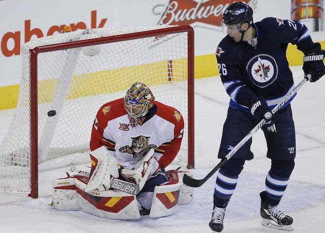 Free NHL Picks For Tonight Panthers vs Jets Prediction