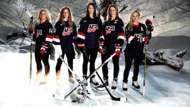 US Women's Hockey Team For 2018 Winter Olympics Expert's Betting Preview