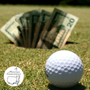 Betting on the Golf Masters