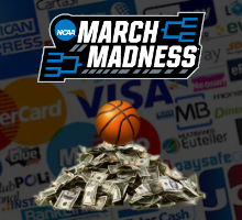 Deposit Options During 2019 March Madness Betting