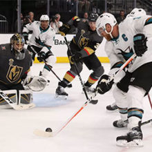 Free NHL Consensus Playoffs Picks - Sharks vs Golden Knights (Game 2)