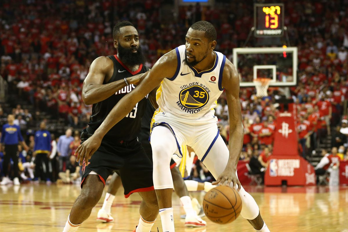 Free 2018 NBA Playoffs Expert Picks: Rockets vs Warriors Prediction