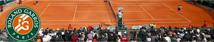 French Open Online Betting Top Banner