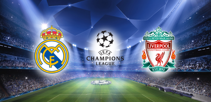 Real Madrid vs Liverpool - Champions League Final Match - Cover