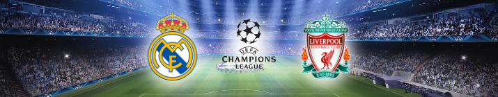 Real Madrid vs Liverpool - Champions League Final Match