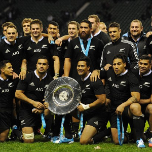 Rugby New Zealand All Black