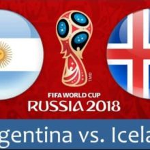 Argentina Vs Iceland – Predictions, Odds & Betting Tips
