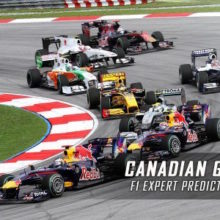 F1 Betting Online- 2018 Canadian Grand Prix Betting Predictions