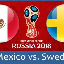 Mexico Vs Sweden World Cup Picks – Prediction, Odds & Betting Tips