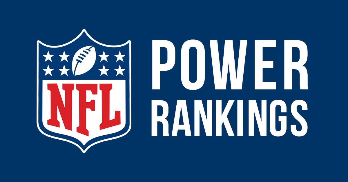 2019 NFL Power Rankings