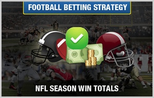 NFL Win Odds Betting Strategy