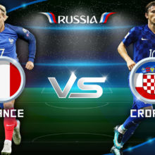 World Cup Final – France Vs. Croatia – Prediction, Odds, and Betting Tips