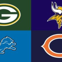 2018 NFC North Divisional Future Predictions For Betting