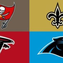2018 NFC South Divisional Future Predictions For Betting