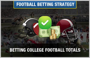 Betting College Football Totals (Or Over/Under Betting)