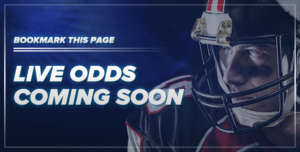 Live Betting Odds Page Coming Soon